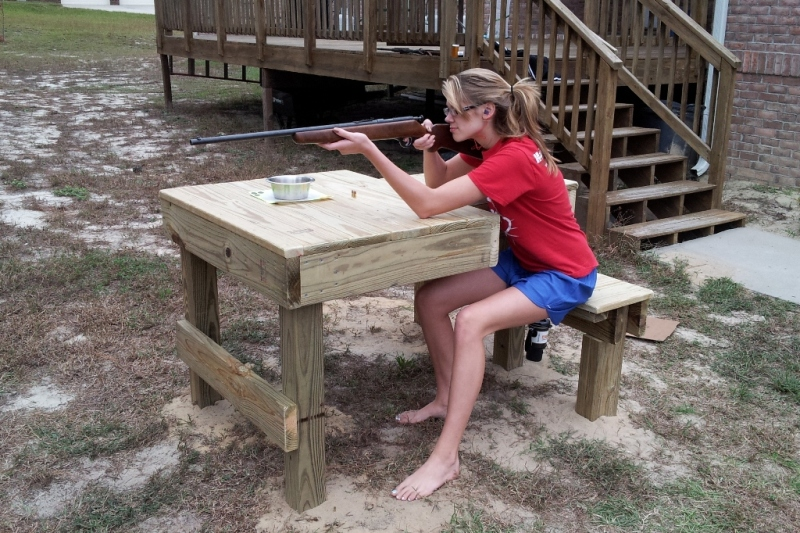 Cost To Build Outdoor Shooting Range